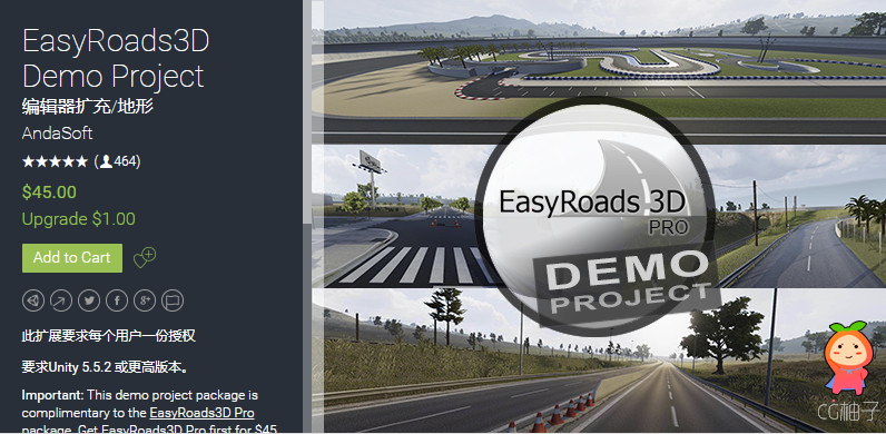 EasyRoads3D Demo Project