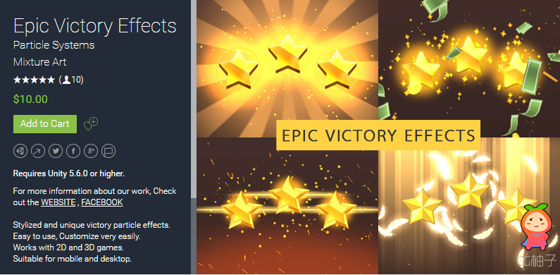 Epic Victory Effects 1.0