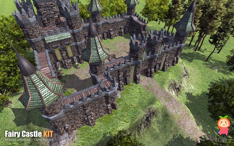 Fairy Castle Kit 1.1