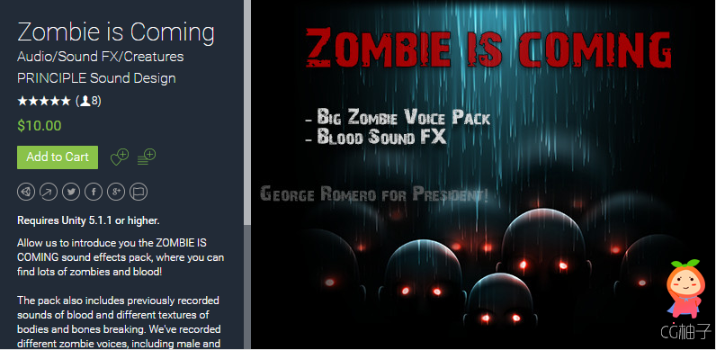Zombie is Coming 1.0