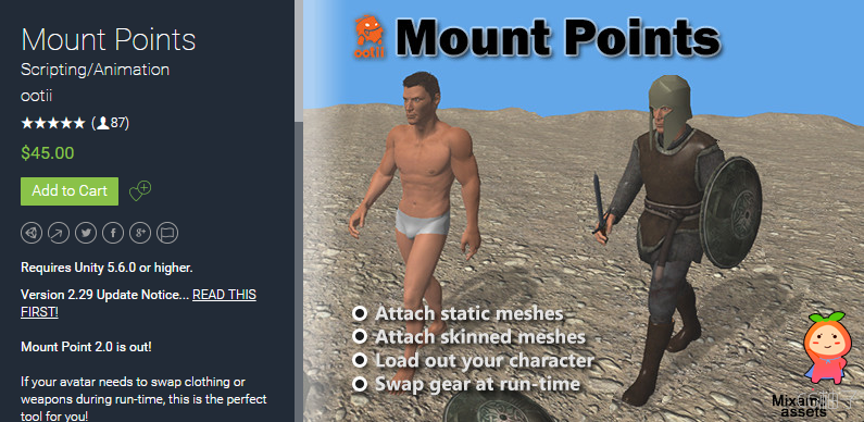 Mount Points 2.292