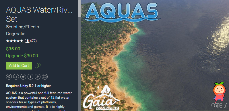 AQUAS WaterRiver Set 1.5.4 2019-5-3