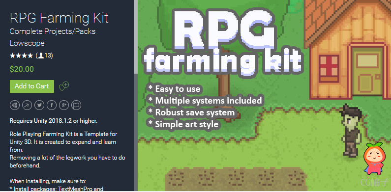 RPG Farming Kit 1.01