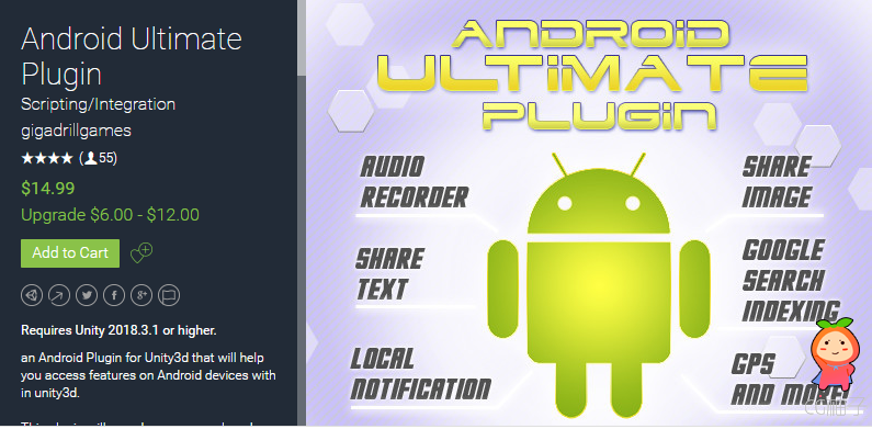 Android Ultimate Plugin 1.8.5