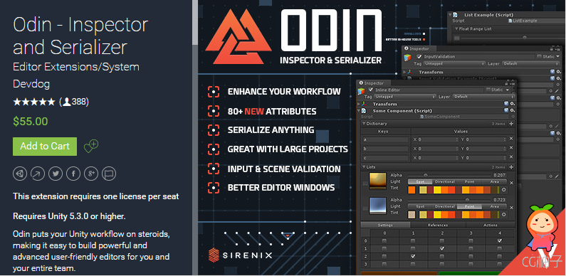 Odin - Inspector and Serializer 2.1