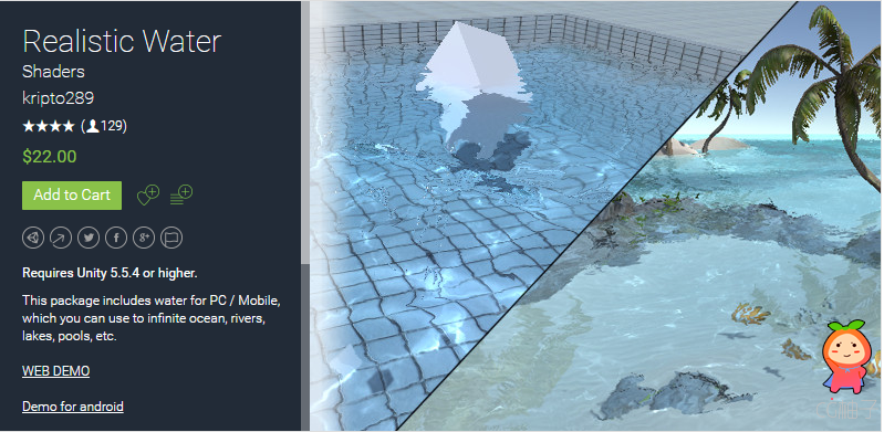 Realistic Water v2.0.3