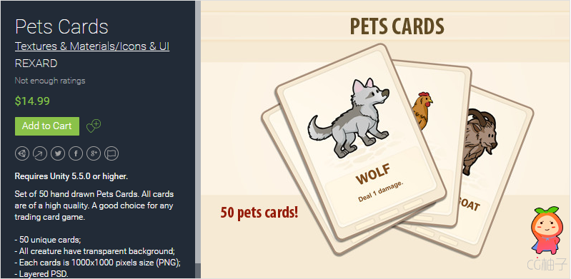 Pets Cards 1.0