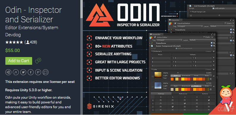 Odin - Inspector and Serializer 2.1.5
