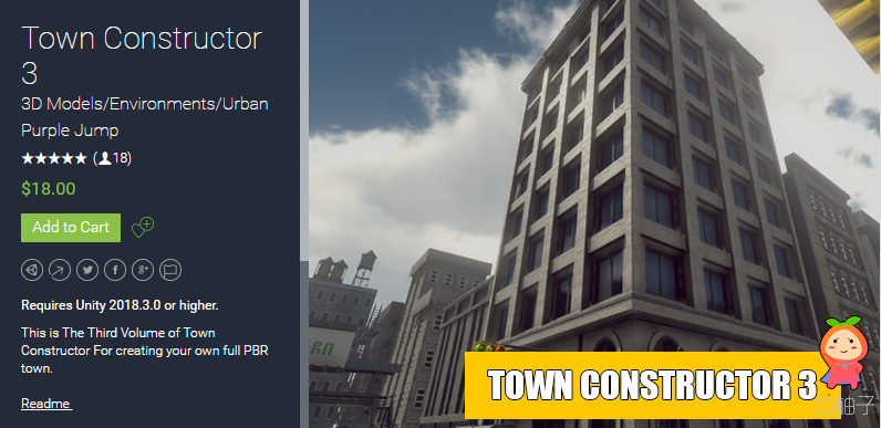 Town Constructor 3 1.0