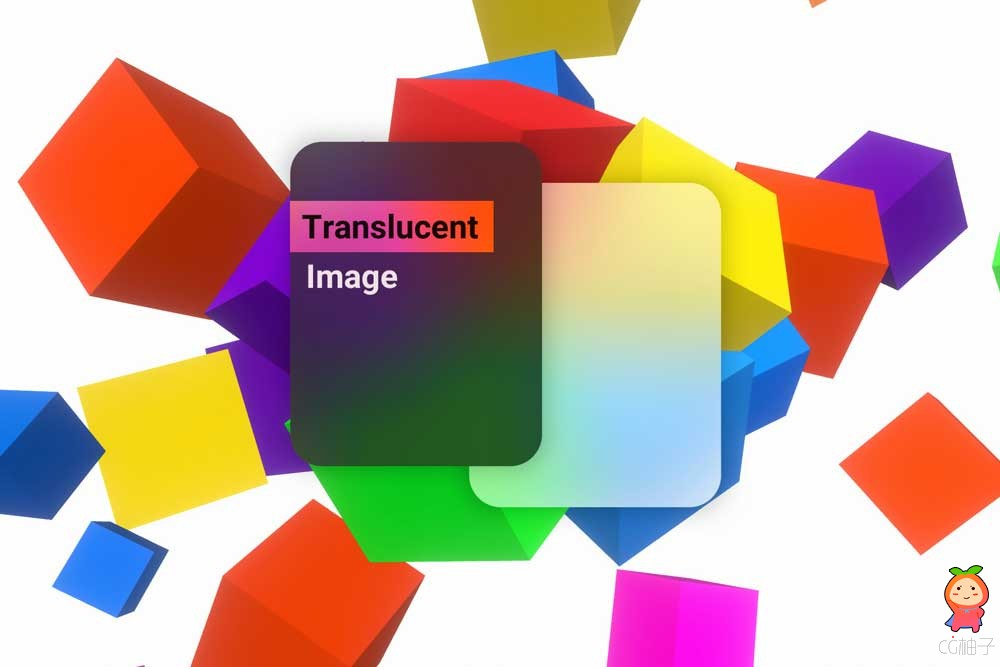 Translucent Image - Fast Blurred Background UI 3.0.4
