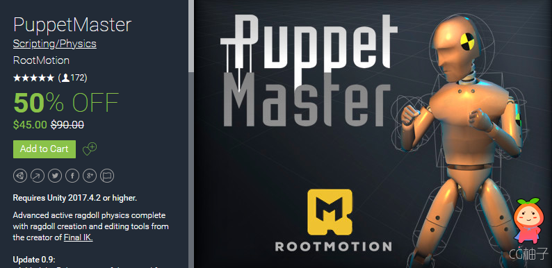 PuppetMaster 0.9