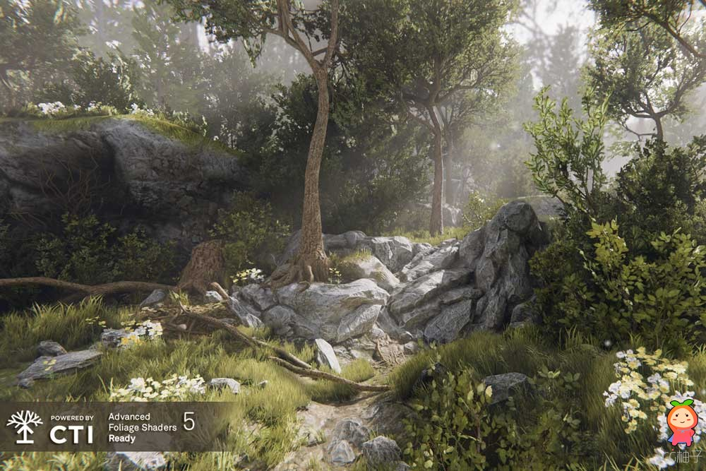 Rocky Hills Environment - Pro Pack 2.1