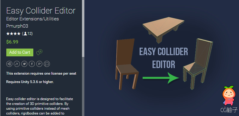 Easy Collider Editor 4.1