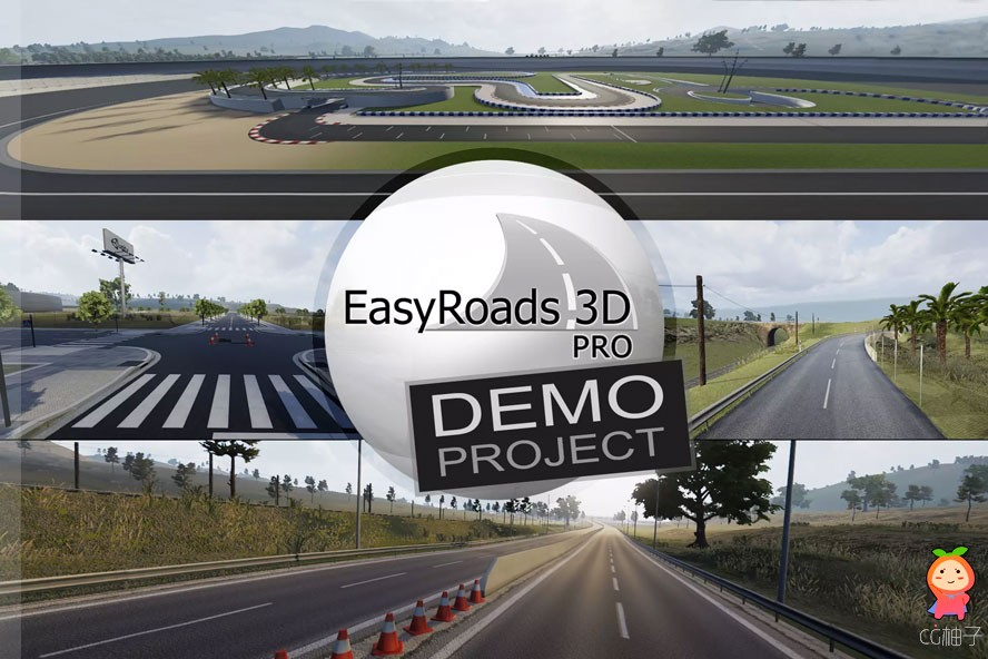 EasyRoads3D Demo Project 1.7