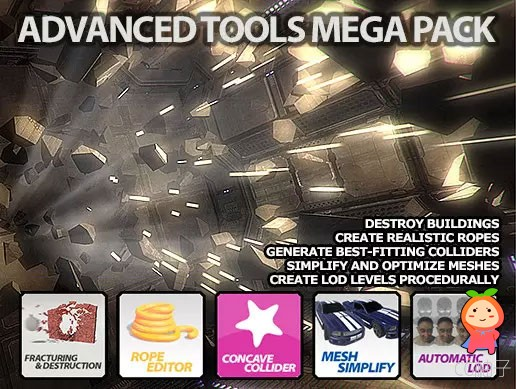 Advanced Tools Mega Pack 1.11