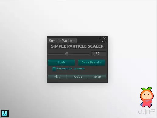 Simple Particle Scaler 1.1.3