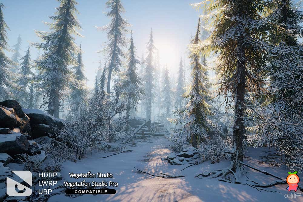 Winter Environment - Nature Pack 2.0