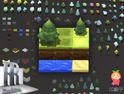 Environment Sprite Pack + TopDown Tileset 1.6