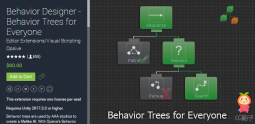 Behavior Designer - Behavior Trees for Everyone 1.6.3