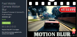 Fast Mobile Camera Motion Blur 1.1 相机运动模糊
