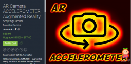 AR Camera ACCELEROMETER:Augmented Reality 1.3