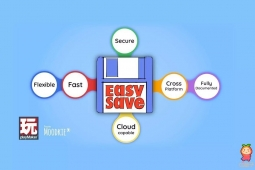 Easy Save - The Complete Save Load Asset 3.3.1f9 数据保存加载工具