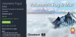Volumetric Fog & Mist 10.0