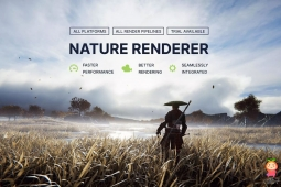 Nature Renderer Personal License 1.3.13 自然植被渲染器