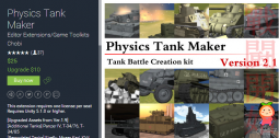 Physics Tank Maker 2.1 售价:5资源币