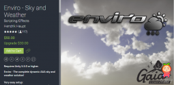 Enviro - Sky and Weather 2.0.1 unity3d asset iOS开发 Unity教程