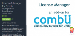 License Manager for Combu 1.4