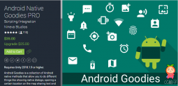 Android Native Goodies PRO 1.6.4 - 1.7.0 安卓原生开发工具