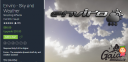 Enviro - Sky and Weather 2.0.3 unity3d asset unity插件
