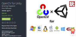 OpenCV for Unity 2.2.4 unity3d asset unity插件下载 unity官网