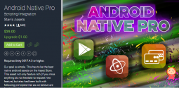 Android Native Pro 2019.18 安卓接口调用插件