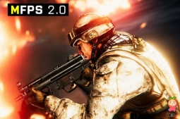 MFPS 2.0: Multiplayer FPS 1.7.5 And Addons