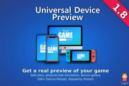 Universal Device Preview 1.8.7 通用设备游戏预览工具