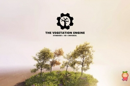 The Vegetation Engine 1.4.1植物植被引擎