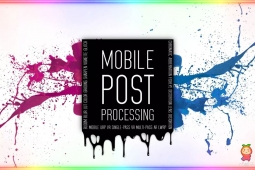 Fast Mobile Post Processing 1.7 图像模糊快速校正工具