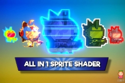 All In 1 Sprite Shader 2.2 多合一着色器