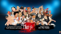 Thai-Fu2 Fighting Game 5.5 unity3d完整项目 iOS开发