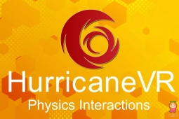 Hurricane VR - Physics Interaction Toolkit 1.5交互工具包