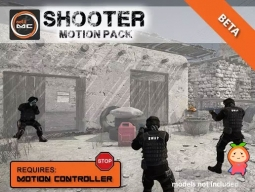 Shooter Motion Pack 0.183 射击游戏项目