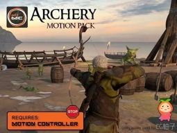 Archery Motion Pack 0.903