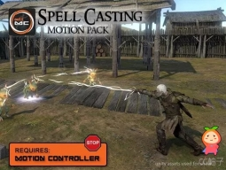 Spell Casting Motion Pack 0.203
