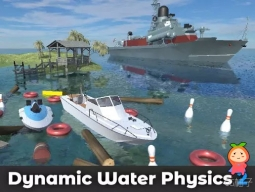 Dynamic Water Physics 2 2.3.2 动态水物理系统