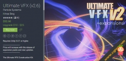 Ultimate VFX 2.6.2 unity3d asset Unity3d论坛 unity3d shader下载
