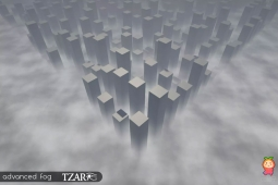 Advanced Vertical Fog for Mobile and Desktop 1.0动态立体雾