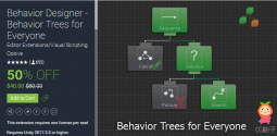 Behavior Designer Integrations and samples 2019-10-16