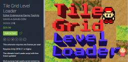Tile Grid Level Loader 1.02 网格级加载器